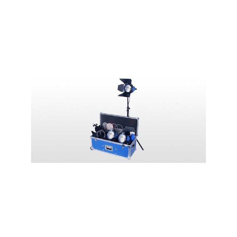 ARRILITE 750 Plus, 3 Tungsten Lighting Kit